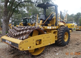 Houston Heavy Machinery Inventory